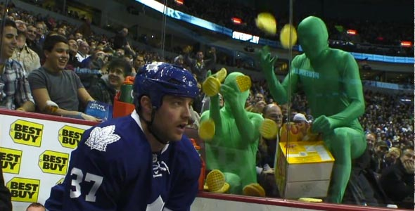 Vancouver Canucks Green Men