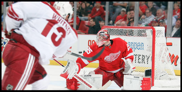 Red Wings NHL Playoff Predictions